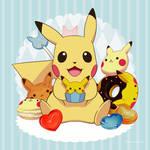 Pokemon Tea Party
