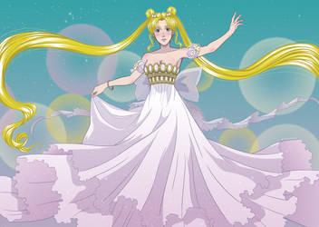 Princess Serenity V1 by PolarStar