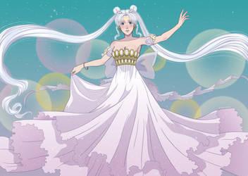 Princess Serenity V2 by PolarStar