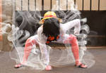Monkey D. Luffy - One Piece Gold cosplay (3)