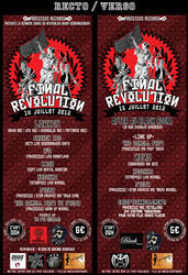 Processus Records - Final Revolution by o-n-i-r-i-k