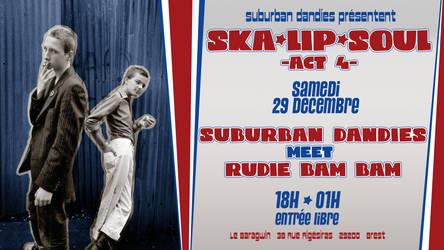 SuburbanDandies - Samedi 29 Decembre by o-n-i-r-i-k