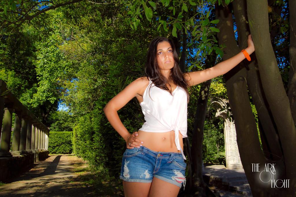 Adriana by arcadeluz