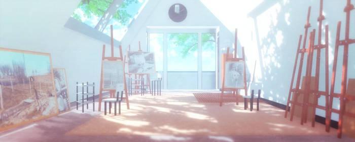 [MMD Stage DL]Sketch[Huaan]