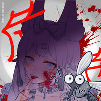 [MMD Animal DL]Mosquitoes[Huaan]