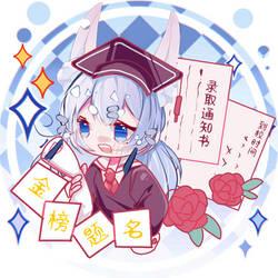 [MMD Props DL]Happy Graduation!!!![Huaan]