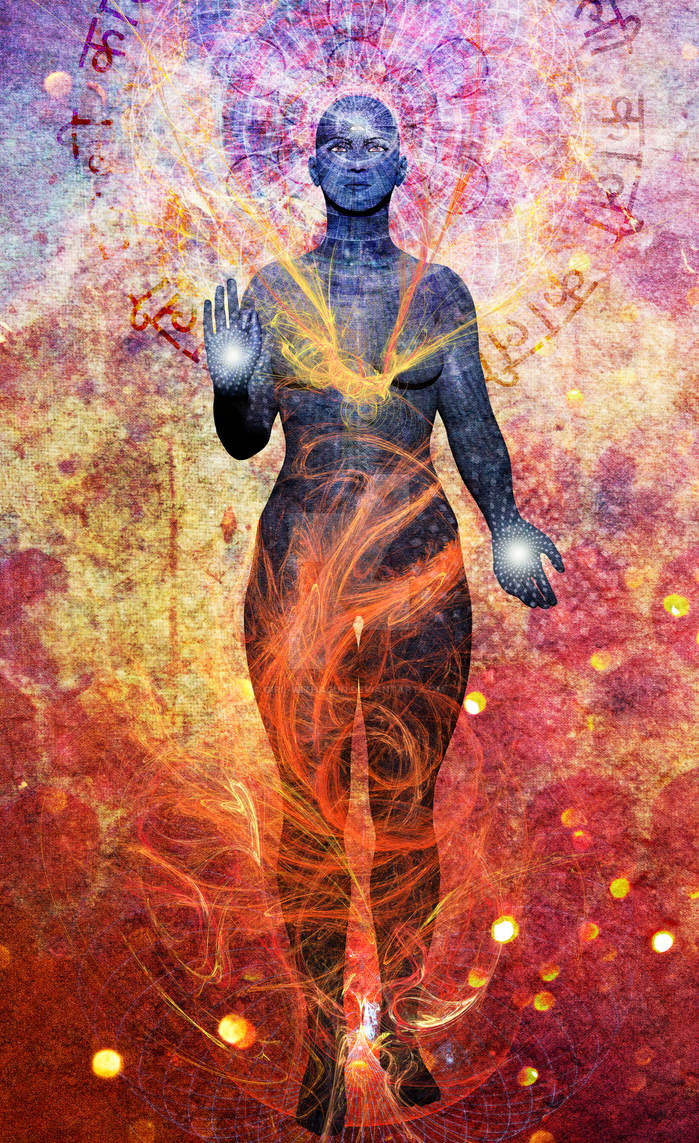 Bodhisattva Series: Kali by girl-withagun