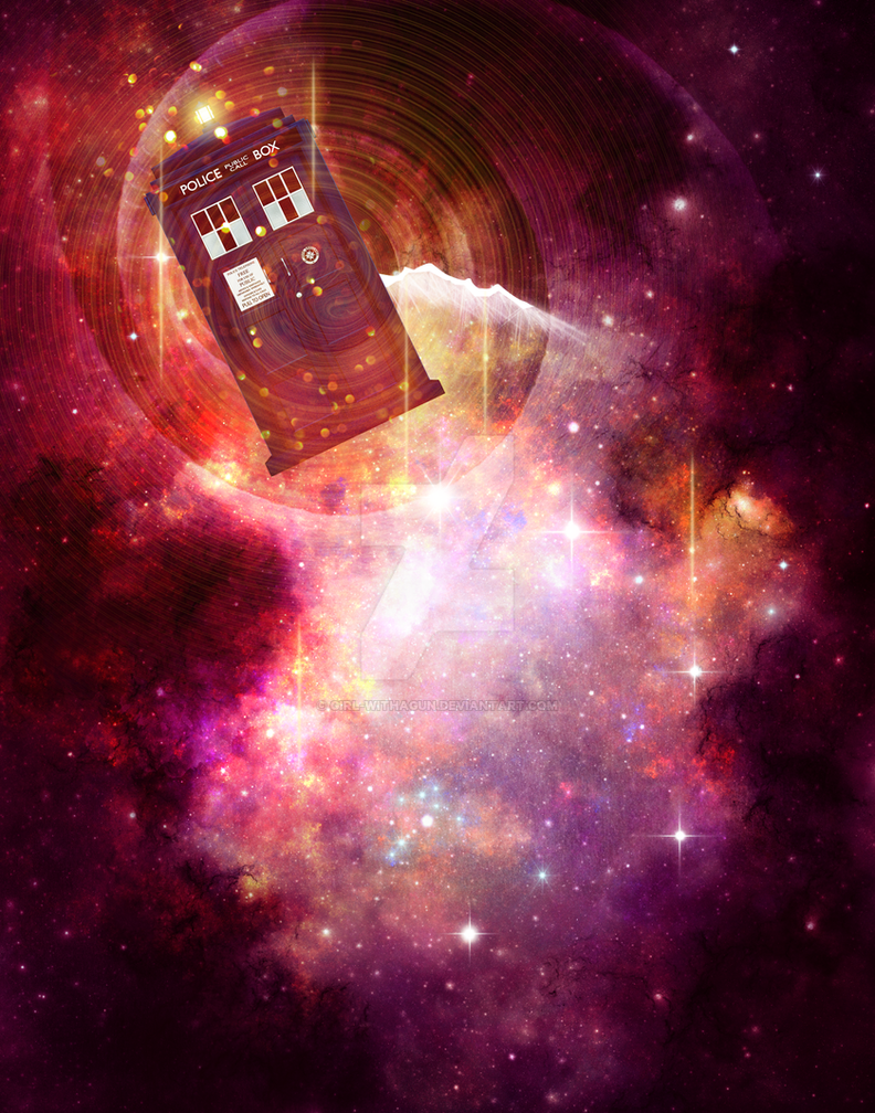 TARDIS series - The Eleventh Doctor by girl-withagun