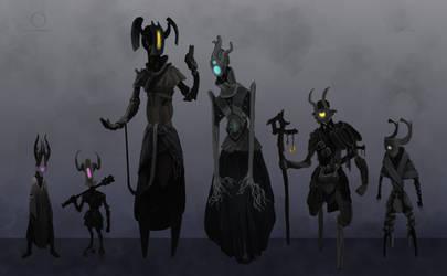 The Six by SatenkoDmitry