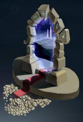 Portal-Gate by SatenkoDmitry