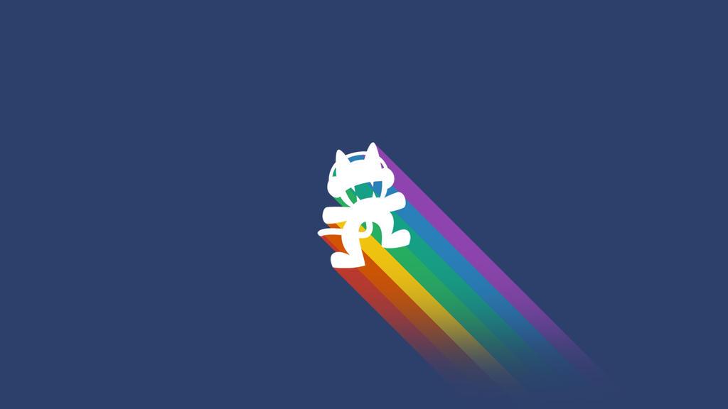 rainbow cat wallpapers - photo #34