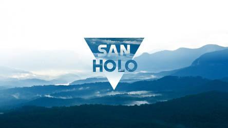 New San Holo Wallpaper by JovicaSmileski