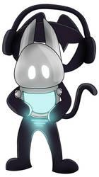 Monstercat hugs Predict-bot by JovicaSmileski