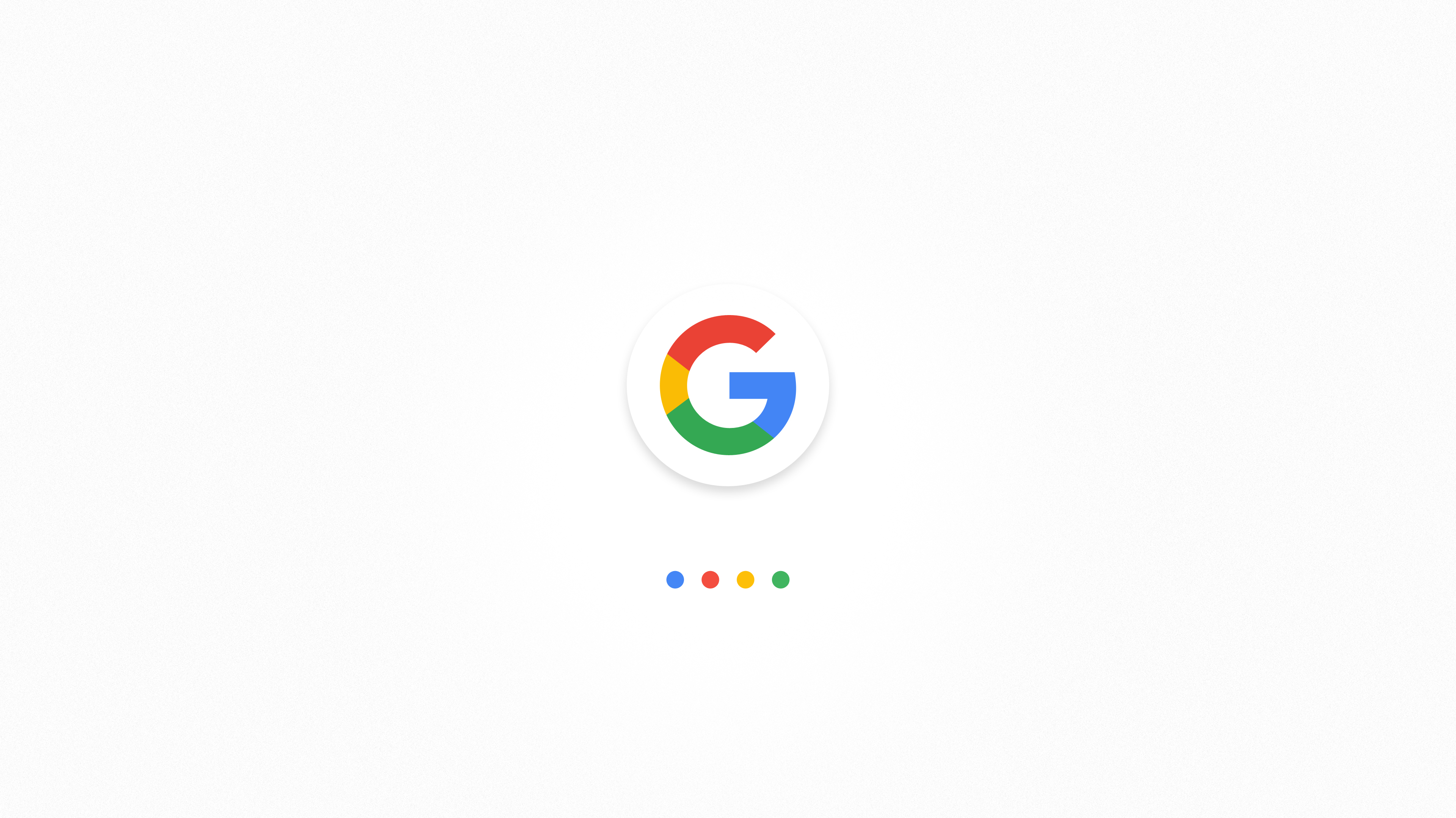 4K Google G Minimalistic Wallpaper By JovicaSmileski On