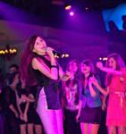Livia Craescu in Divino GLAM Club