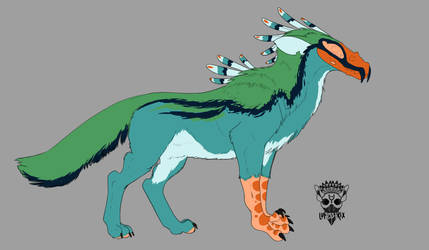 Dinostrix Adopt OPEN by CoypuCoyote