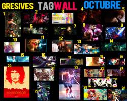 Tagwall Octubre
