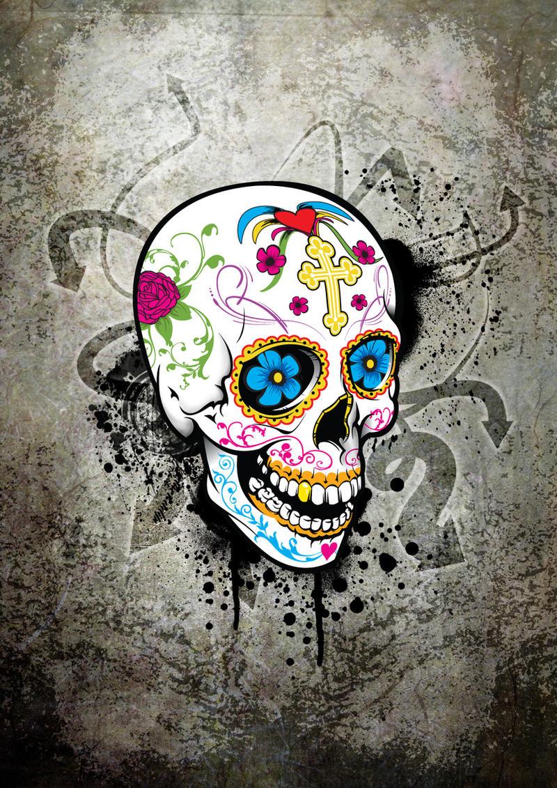Tattoos on Pinterest | Sugar Skull Tattoos, Mexican Skulls ...