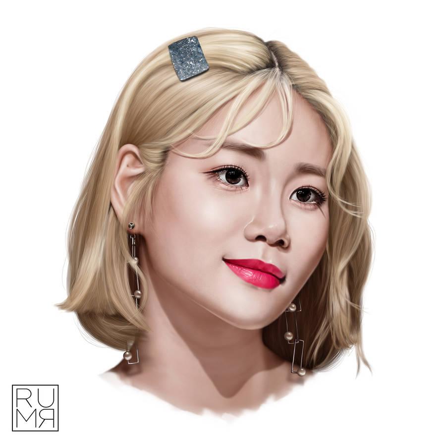 Seo Yuna by RumR
