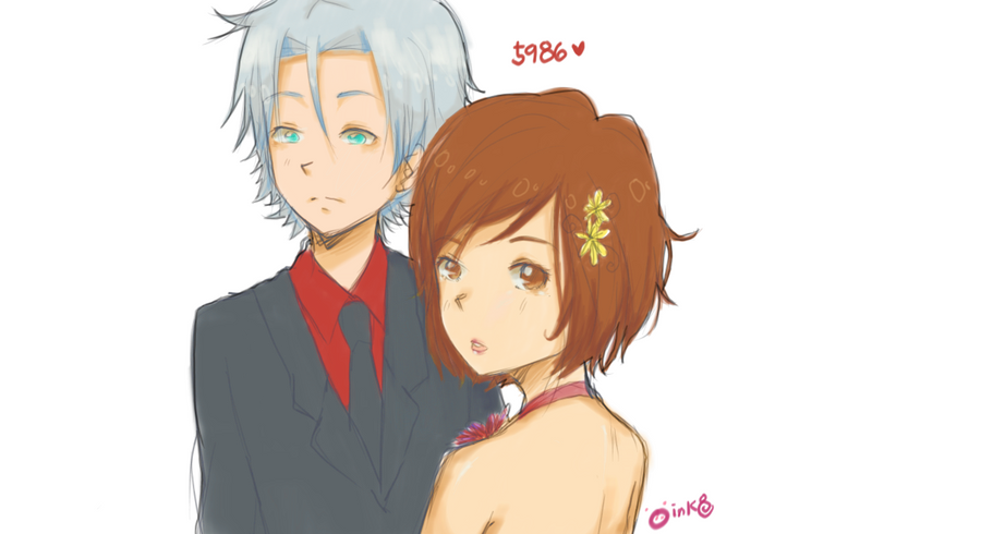 gokuharu: at some ball by invaderk8