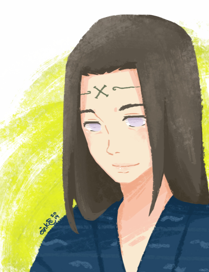 NRT: Uncle Neji by invaderk8