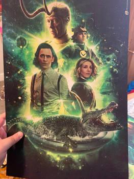 More amazing Loki art