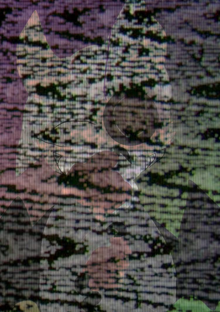 TV monster by RoyalWhite