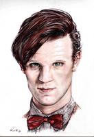 Matt Smith by ChocolatinaChip