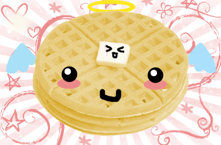 Waffle by joiachi