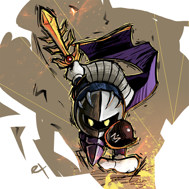 Metaknight by ex-m