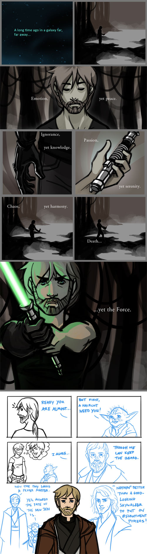death yet the force by ex-m