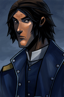 Kaladin Stormblessed by ex-m