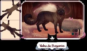 TWA | Vaho de Begonia | Lugarteniente by mai-koh