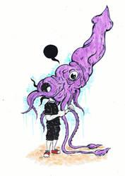 squid boy