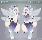 Vespera's Ref Sheet