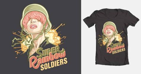 Super Rainbow Soldiers