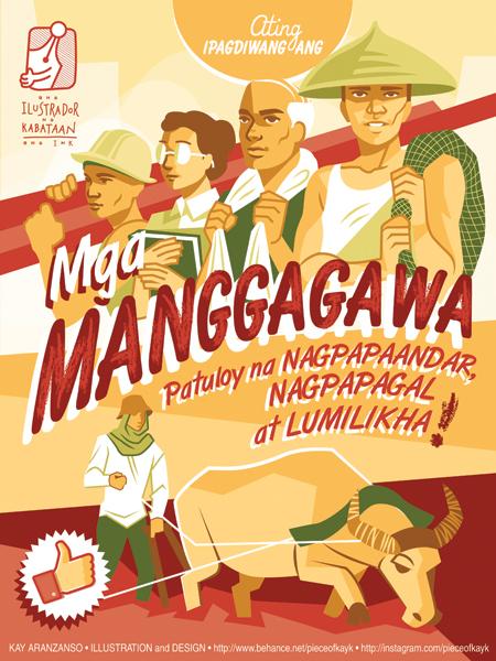 Araw ng Paggawa by piece-of-kayk