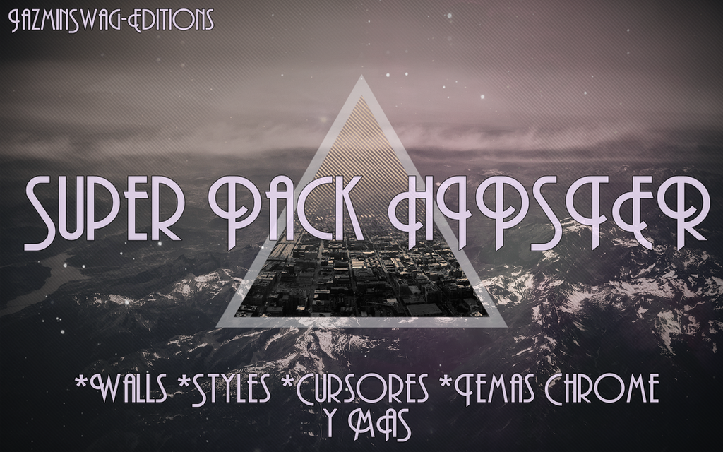 Super Pack Hipster by Jazminswag-Editions on DeviantArt
