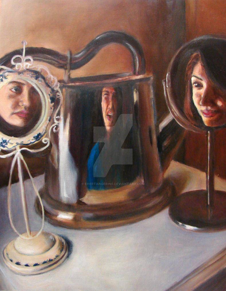 Trio by ehertangerine