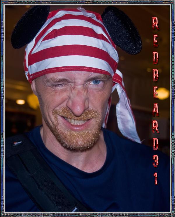 mickey redbeard