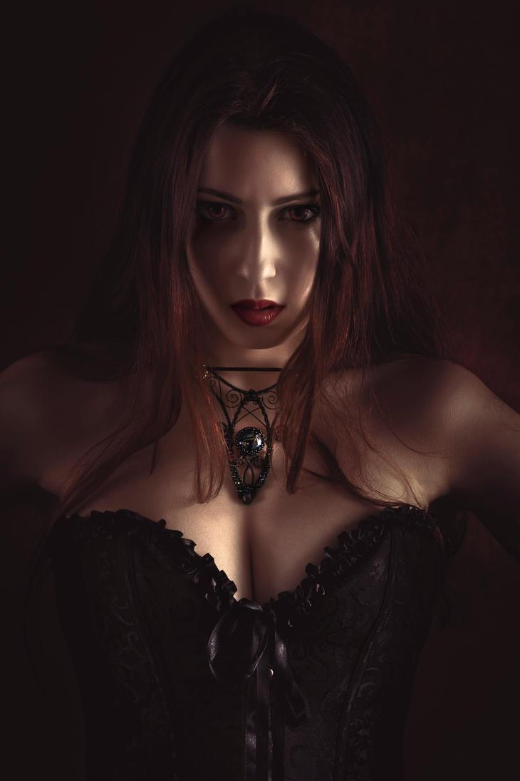 Scarlet by RahLuna