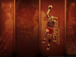 Michael Jordan Legacy by austin671
