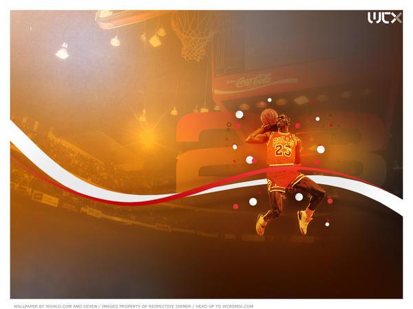 Michael Jordan Coca Cola by austin671