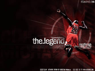 Michael Jordan 23 by austin671