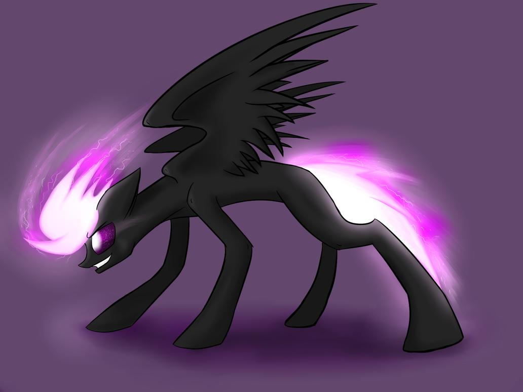 pony lightning by Kot-Sharik