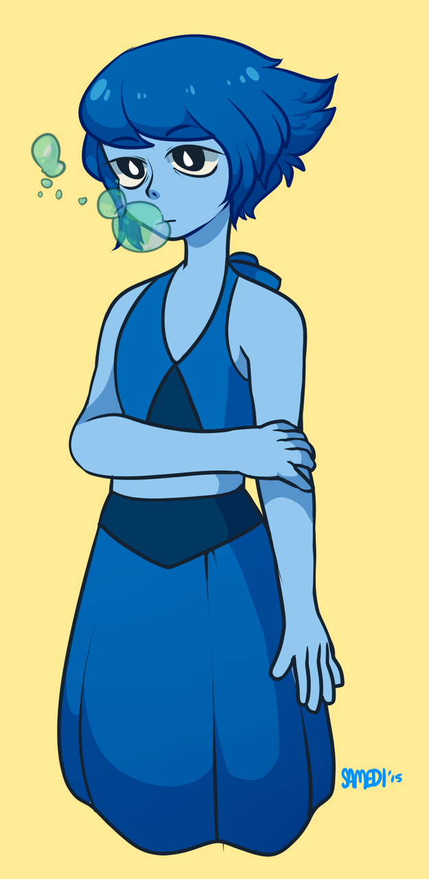 MY CHILD i love lapis so much, i want her to come back ;_; (but i know what that would mean)