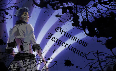 Grimmjow Jeagerjaques wallpaper by Namikaze-Sadako