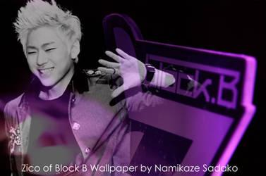 Zico wallpaper :-* by Namikaze-Sadako