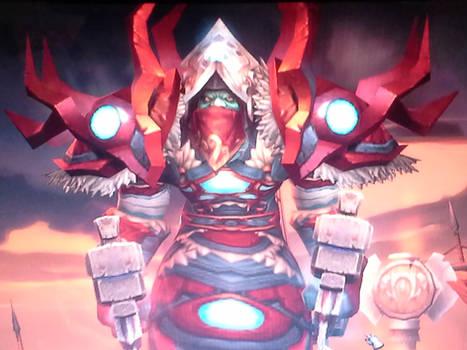 Hamoth Windfury (enhancement shaman)