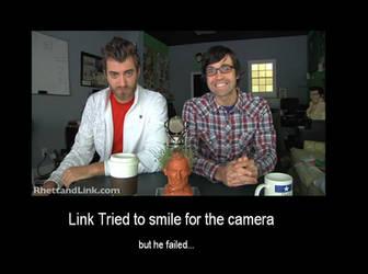 M.P Rhett and Link by leilaXxXrobin